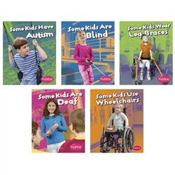 Understanding Differences Books - Set of 5