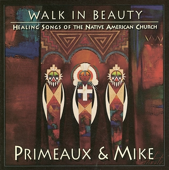 Walk In Beauty CD, by Verdell Primeaux & Johnny Mike