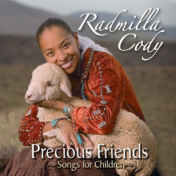 Precious Friends CD, by Radmilla Cody