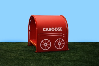 Caboose - Single Tunnel