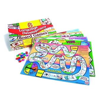 Language Development - Board Games