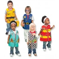 Toddler Careers Dress Up - Set of 5