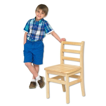 Three Rung Ladderback Chair, 14