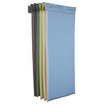 Hanging Rest Mats, No Mount, 6-Piece Set, Choice of Colors