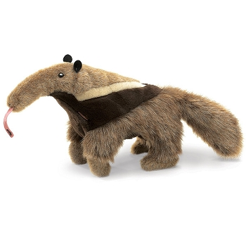 Anteater Puppet, 16'' Long