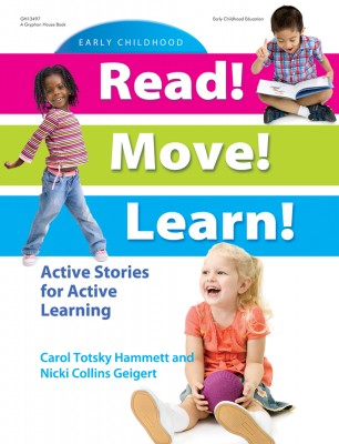 Read! Move! Learn! - Active Stories for Active Learning