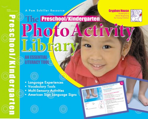 The Preschool Photo Activity Library: An Essential Literacy Tool