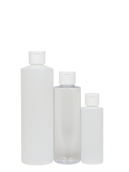 4 oz. Bottles & Caps - Set of 12