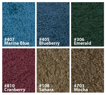 Mt St Helens Rug, Choice of Size and Color