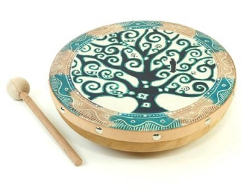 The Tree Of Life Frame Drum