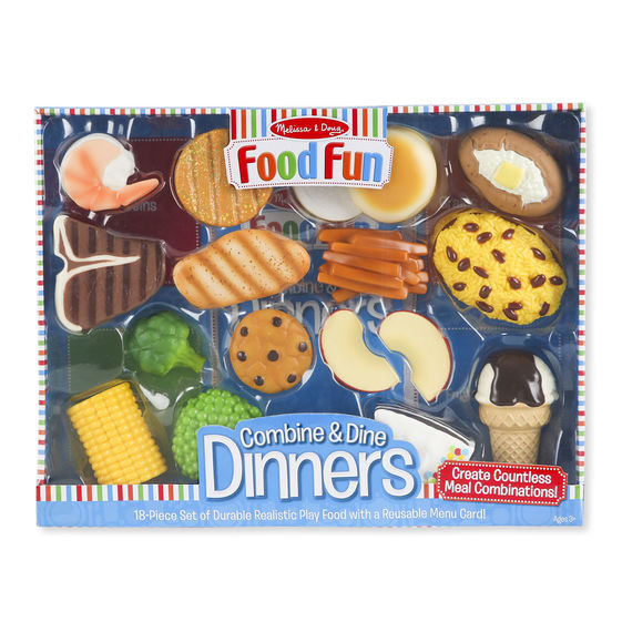 Combine and Dine Dinners - 18 Piece Set