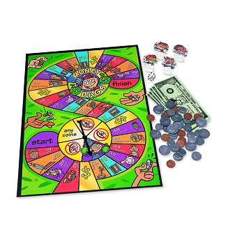 Money Bags - A Coin Value Game