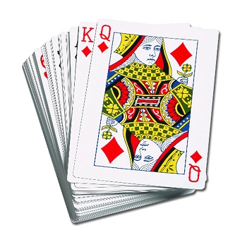 Giant Playing Cards 4.25