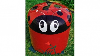 Lady Bug Drum