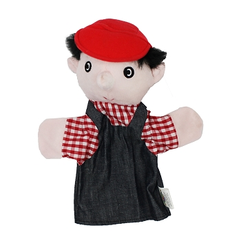 Puppets Machine Washable Farmer