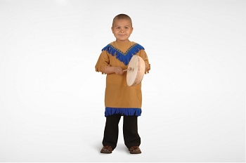 Native American Boy Shirt
