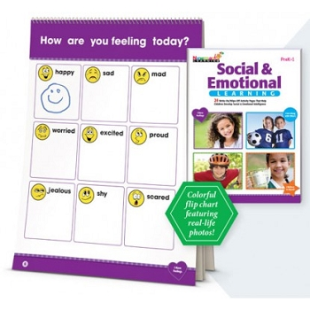 Social and Emotional Learning Flip Chart