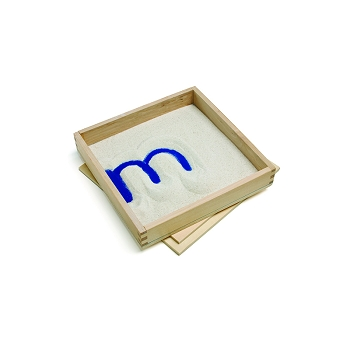 Letter Formation Sand Trays - Set of 4