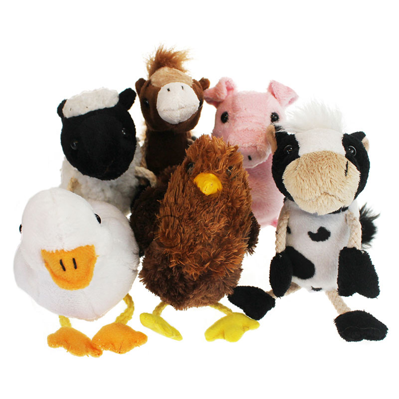 Farm Animals - Finger Puppet
