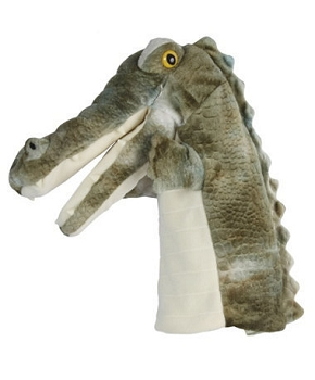 Crocodile - Glove Puppet