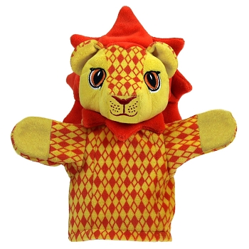 My Second Lion Puppet