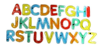 Light Learning, Uppercase Letters