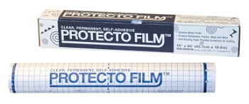 School Specialty Non-Glare Protecto Film, Plastic, Clear, for Use with Posters, Graphs, Maps