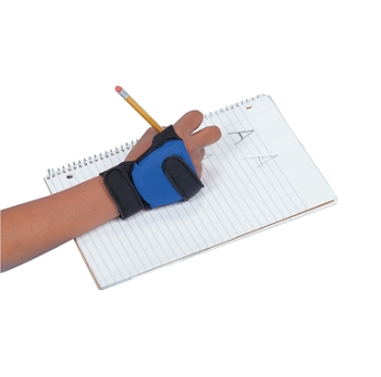 Abilitations Write Weight - Child Size Left Hand - 1/2 Pound