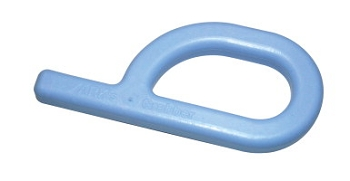 ARK Therapeutic's Oral Product Extra-Tough Baby Grabber, PVC, Light Blue