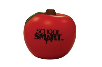 School Smart Apple Stress Ball