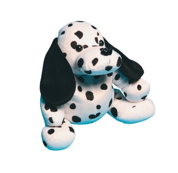 Abilitations Integrations Teachers Pet Dot Soft Weighted Toy for Children with a Hard time Sitting Still and Emerging Readers