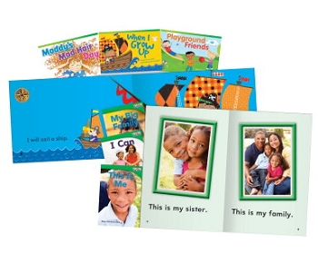 Teacher Created Materials Me, Myself, and I Set, Grades K to 1 - Set of 6