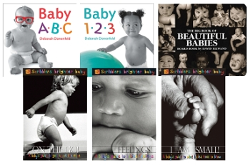 Picturing Baby Board Book Set - Set of 6