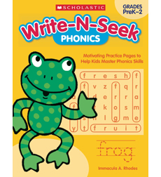 Write-N-Seek - Phonics