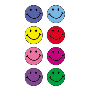Happy Faces - Mini Stickers