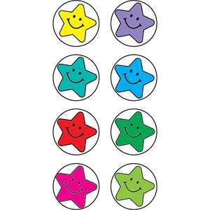Happy Stars - Mini Stickers
