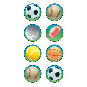 Sports 2 - Mini Stickers