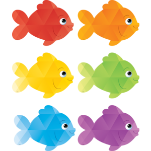 Colorful Fish - Accents