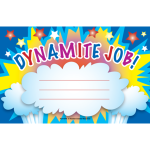 Dynamite Job - Awards
