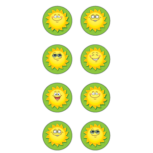 Happy Suns - Mini Stickers