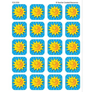 Summer Sunshine Stickers