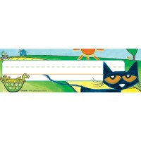 Pete the Cat Nameplates - Set of 36