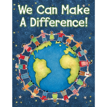 We Can Make A Difference Chart