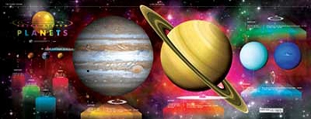 Solar System Planet - Poster