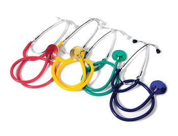 Stethoscopes - Set of 4
