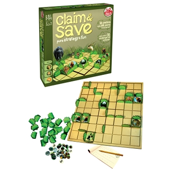 Claim and Save - Chalk and Chuckles