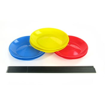 Juggling Plate - Set of 6
