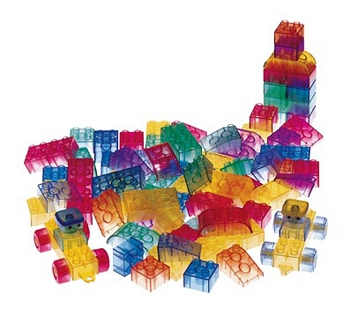 Prism Bricks Deluxe Set