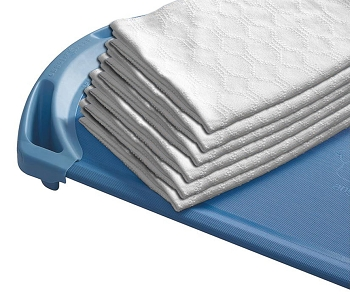 Angeles Organic Rest Blanket - Set of 6