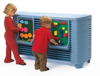 Spaceline 20 Cot Complete Activity Center